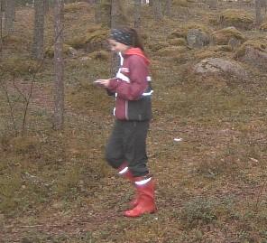Roosa Itärannassa 26.4.2012
